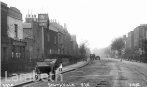 SOUTHVILLE ROAD, STOCKWELL