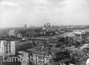VIEW OF SOUTH BANK, WATERLOO