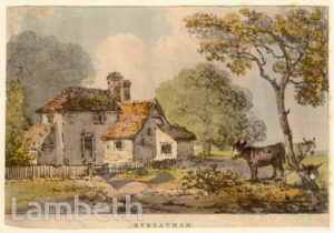 OLD COTTAGE, TOOTING BEC COMMON, STREATHAM CENTRAL