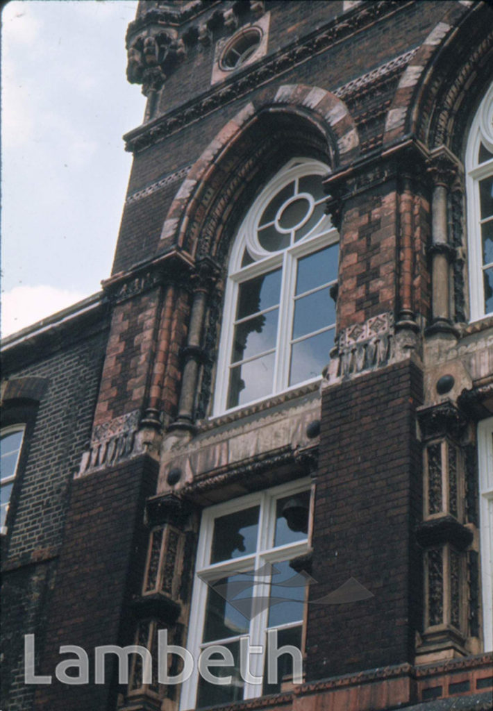 DOULTON POTTERY, SOUTH BANK HOUSE, BLACK PRINCE ROAD
