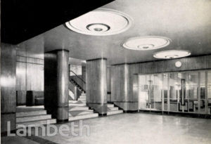 DOULTON HOUSE, ALBERT EMBANKMENT, LAMBETH