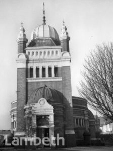 SOUTHWARK & VAUXHALL WATER WORKS, CONYERS ROAD, STREATHAM