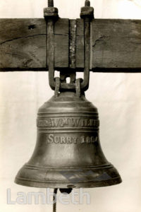 BELL, STREATHAM WELLS, VALLEY ROAD, STREATHAM CENTRAL