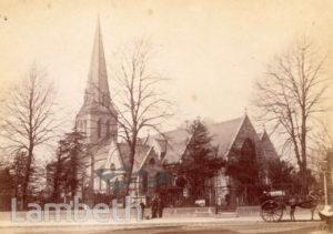 ST LEONARD'S CHURCH, STREATHAM HIGH ROAD, STREATHAM CENTRAL