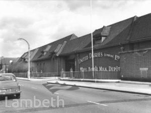 UNITED DAIRIES, VALLEY ROAD, STREATHAM CENTRAL