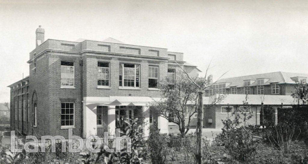 HENRY THORNTON SCHOOL, CLAPHAM
