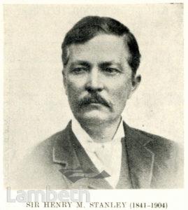 SIR HENRY M. STANLEY