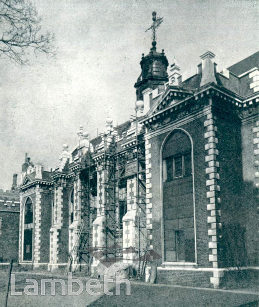 LAMBETH PALACE, LAMBETH