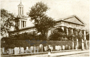 ST MATTHEW'S CHURCH, BRIXTON CENTRAL