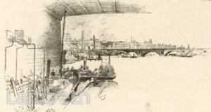 WATERLOO  BRIDGE, WATERLOO
