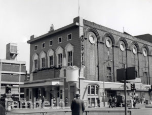 OLD VIC, WATERLOO ROAD, WATERLOO