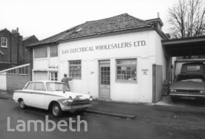 L & S ELECTICAL WHOLESALERS, FARM AVENUE, STREATHAM CENTRAL