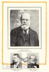 JOHN OAKEY & SONS LTD., WESTMINSTER BRIDGE ROAD