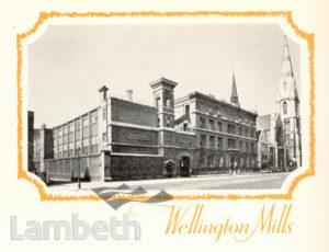 JOHN OAKEY & SONS LTD., WESTMINSTER BRIDGE ROAD, LAMBETH