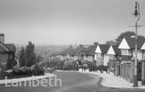 VALLEYFIELD ROAD, STREATHAM COMMON