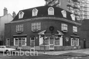KING'S ARM, KENNINGTON LANE, KENNINGTON