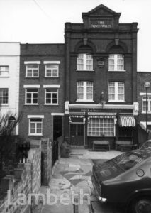 48 & 49 CLEAVER SQUARE, KENNINGTON