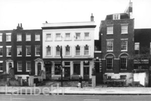 WHITE BEAR, KENNINGTON PARK ROAD, KENNINGTON