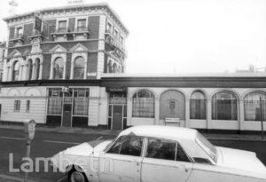 THE TANKARD PUBLIC HOUSE, BROOK DRIVE, KENNINGTON