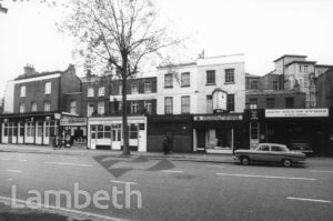 KENNINGTON  ROAD, KENNINGTON