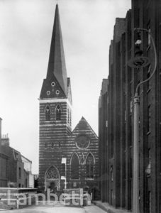 ST ANDREW'S CHURCH, COIN STREET, WATERLOO