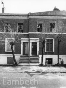 RUSSELL GROVE, BRIXTON NORTH