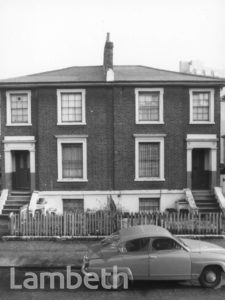HARTINGTON ROAD, SOUTH LAMBETH