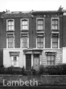 THORNE ROAD, SOUTH LAMBETH