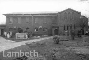 ST PAUL'S CHURCH, RECTORY GROVE, CLAPHAM