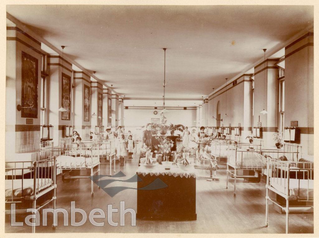 ROYAL WATERLOO HOSPITAL, WATERLOO: WARD I