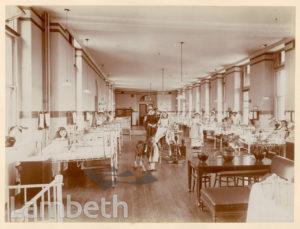 ROYAL WATERLOO HOSPITAL, WATERLOO: WARD II