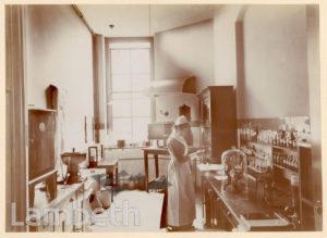 ROYAL WATERLOO HOSPITAL, WATERLOO: LABORATORY