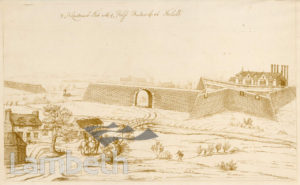 FORT AT VAUXHALL
