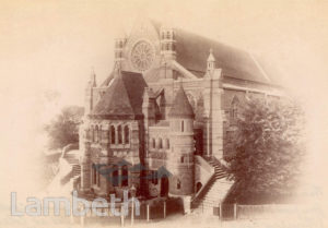 ST PETER'S CHURCH, LEIGHAM COURT ROAD, STREATHAM HILL