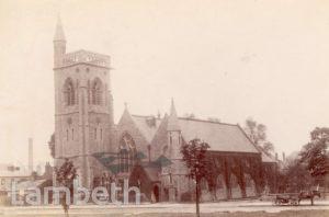 IMMANUEL CHURCH, STREATHAM HIGH STREET, STREATHAM COMMON