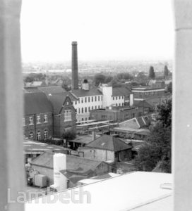 STREATHAM SILK MILL AND P. B. COW FACTORY COMPLEX