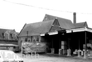 P. B. COW FACTORY , FACTORY SQUARE, STREATHAM COMMON