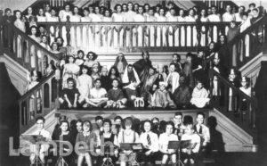 SUNNYHILL SCHOOL, STREATHAM CENTRAL: NATIVITY PLAY