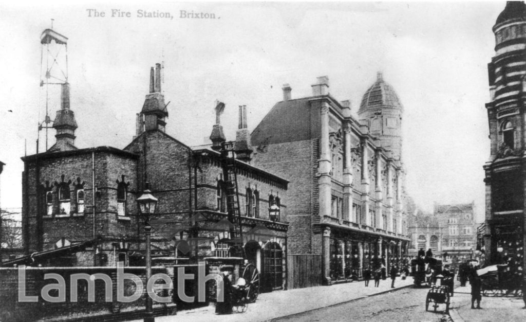 FIRE STATION, FERNDALE ROAD, BRIXTON CENTRAL