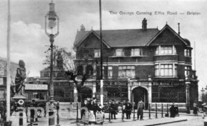 GEORGE CANNING, EFFRA ROAD, BRIXTON HILL