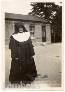 NOTRE DAME CONVENT SCHOOL, CLAPHAM: SISTER MARY PHILIPPA