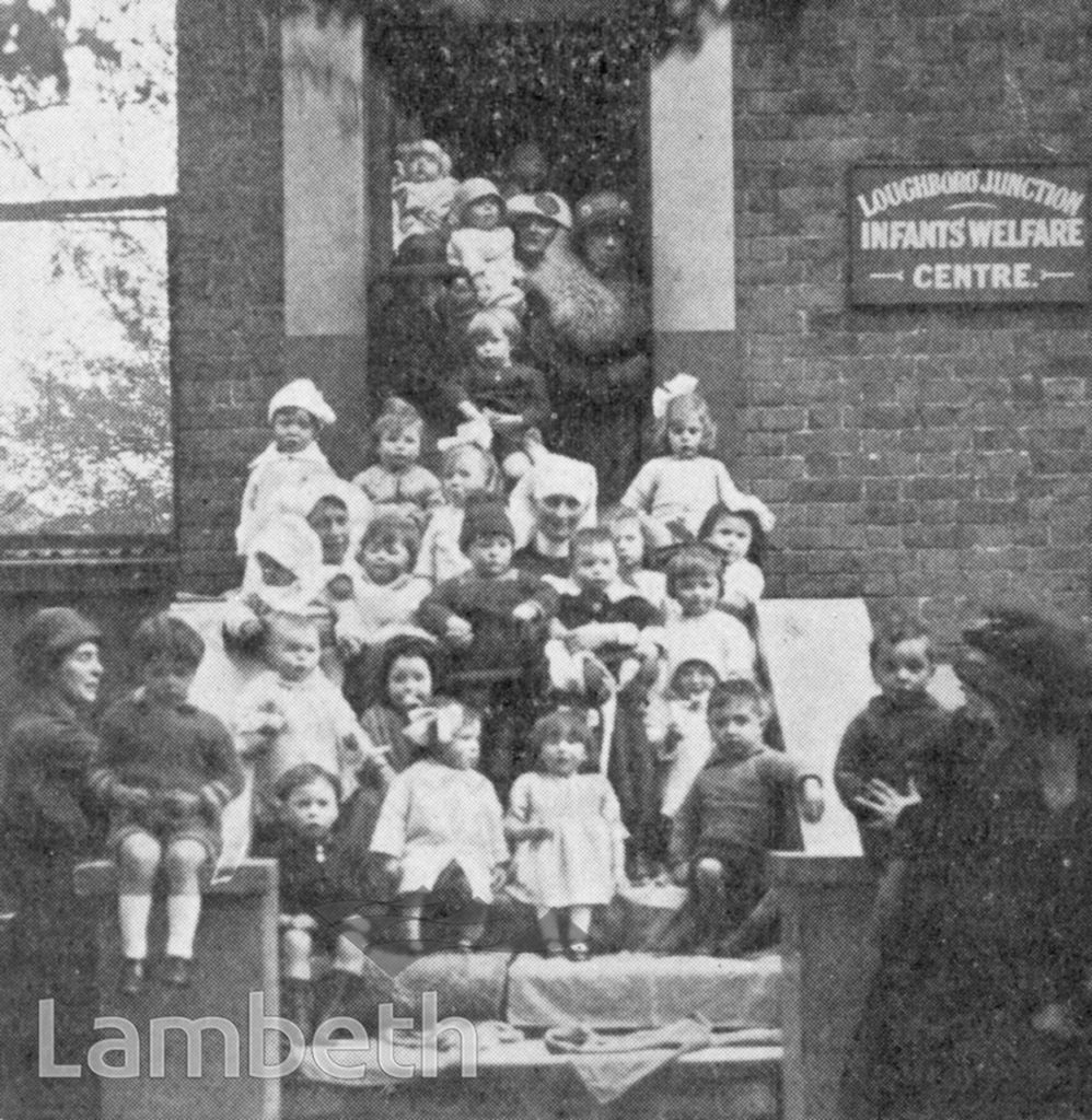 LOUGHBOROUGH JUNCTION MATERNITY AND INFANTS CENTRE