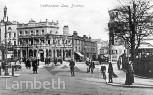COLDHARBOUR LANE, BRIXTON CENTRAL