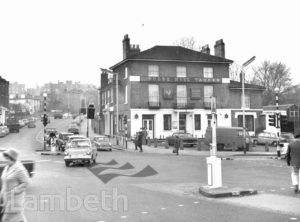 TULSE HILL TAVERN, TULSE HILL
