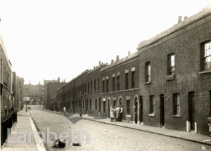 HEMANS STREET, LAMBETH SOUTH