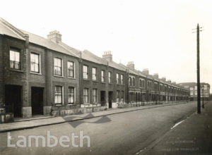 GOLDSBORO ROAD, LAMBETH SOUTH