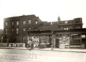 112 to 120 WANDSWORTH ROAD, LAMBETH SOUTH