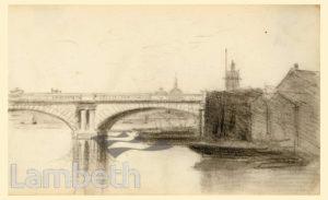 'WATERLOO OR STRAND BRIDGE', WATERLOO