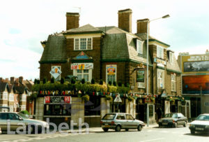 MANOR ARMS, MITCHAM LANE, STREATHAM CENTRAL