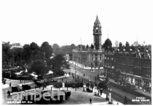 TOWN HALL AND BRIXTON ROAD, BRIXTON CENTRAL